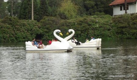 Lago Negro Gramado em Junho