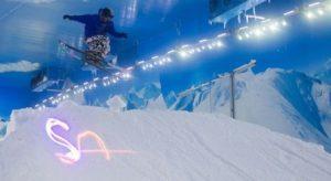 Aprender a Esquiar no Snowland em Gramado