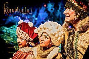 Korvatunturi - A Origem do Natal